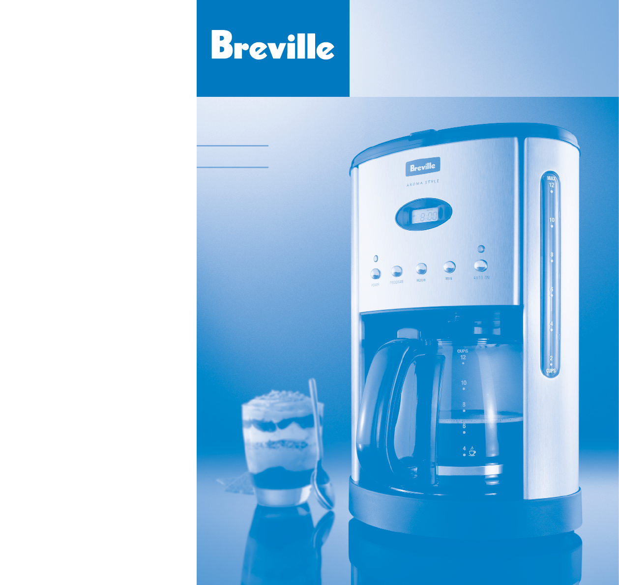Breville Coffee Maker Descale Instructions : Breville Coffeemaker BCM600 User Guide ManualsOnline.com