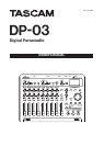 Music Mixer DP-03