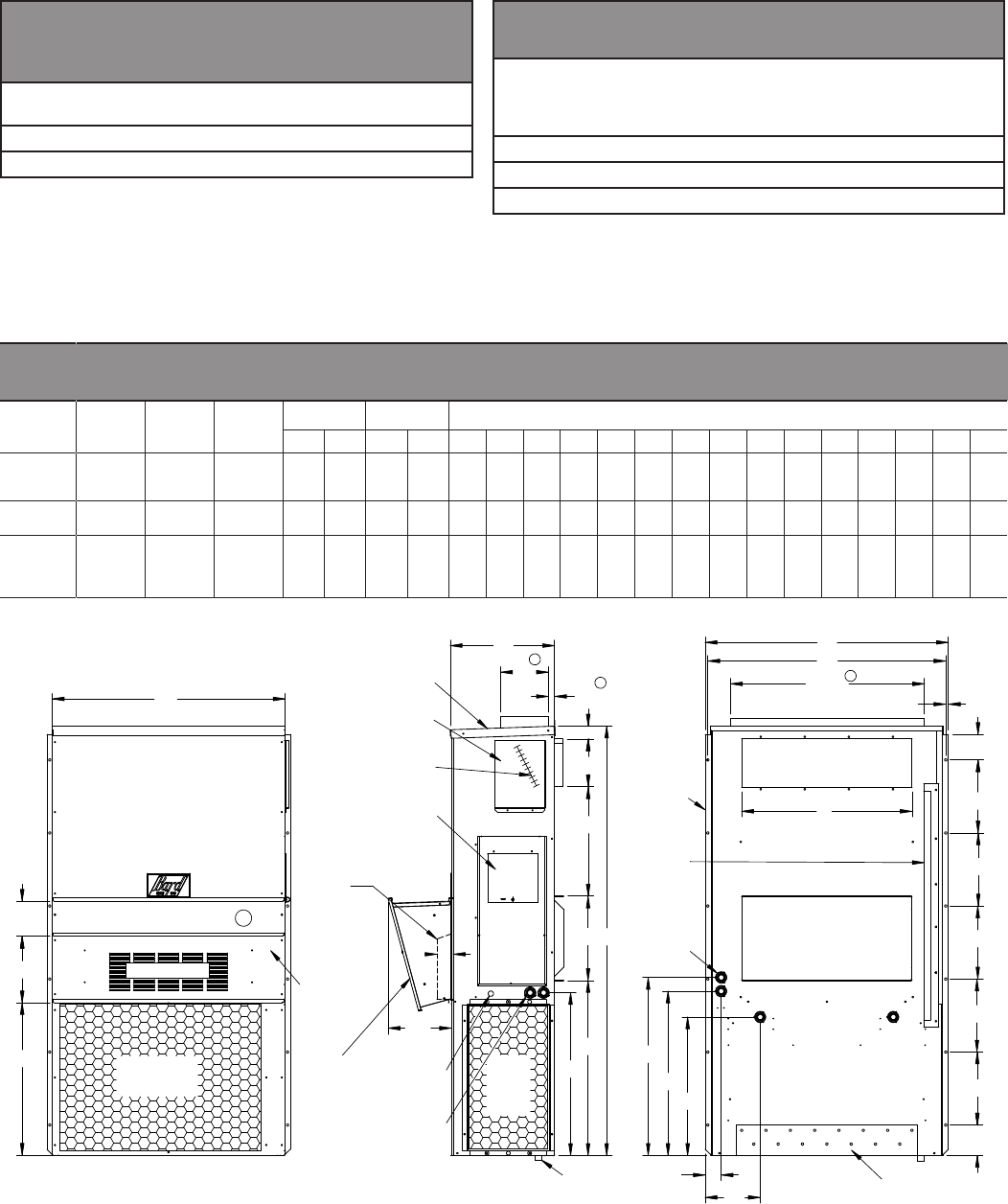 Page 12 Of Bard Air Conditioner R 410a User Guide Manualsonlinecom Wiring Diagrams Formulario S3468 413