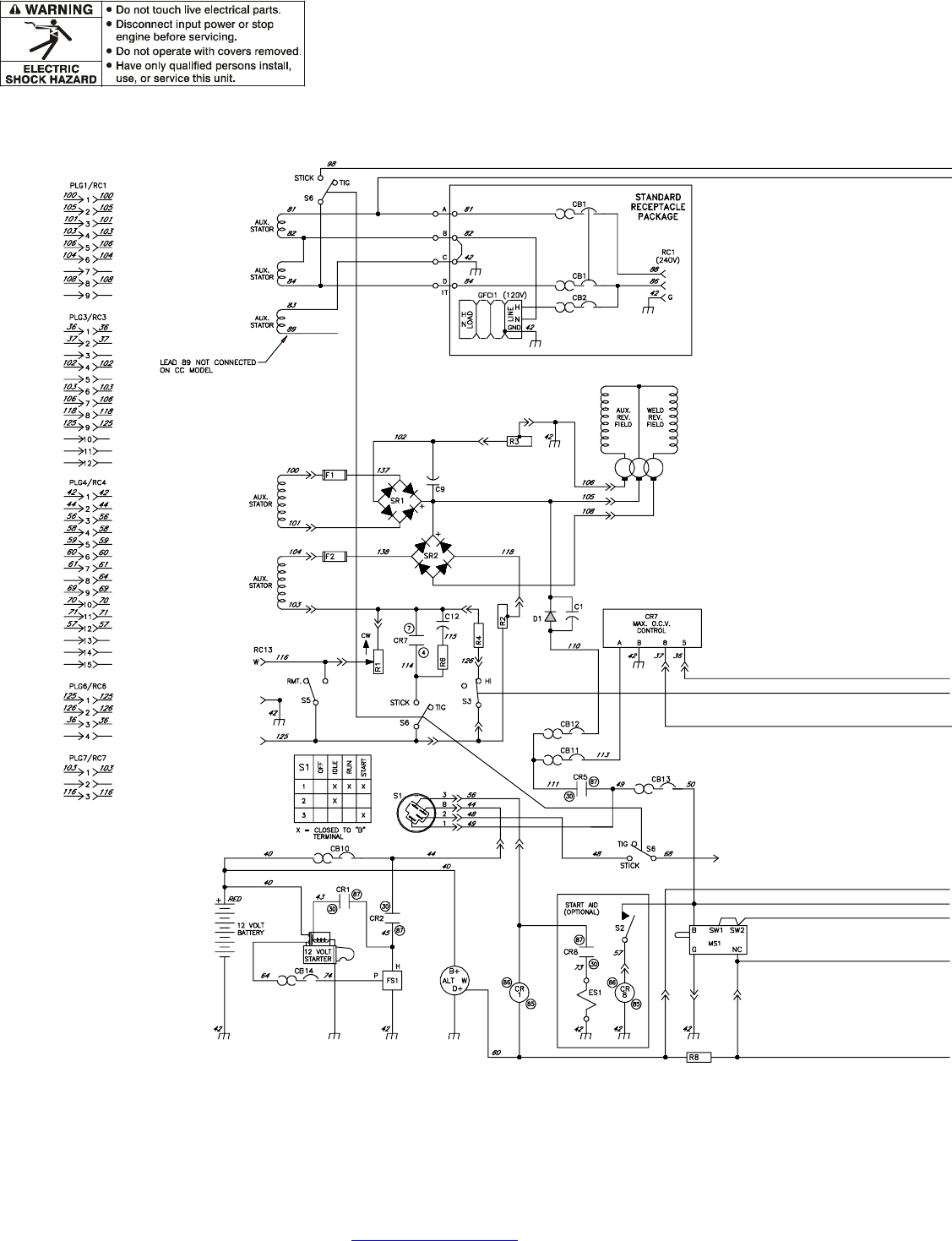 76c796b7 d8c0 43e7 b6d5 812d0c2f0712 bg52 page 82 of miller electric welding system big blue 602dr user Basic Electrical Wiring Diagrams at nearapp.co