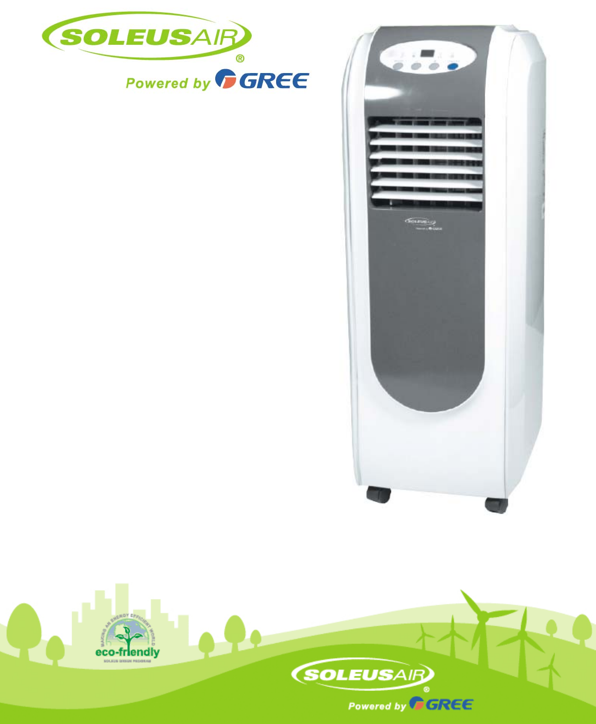 Superbe 10,000 BTU Portable Air Conditioner