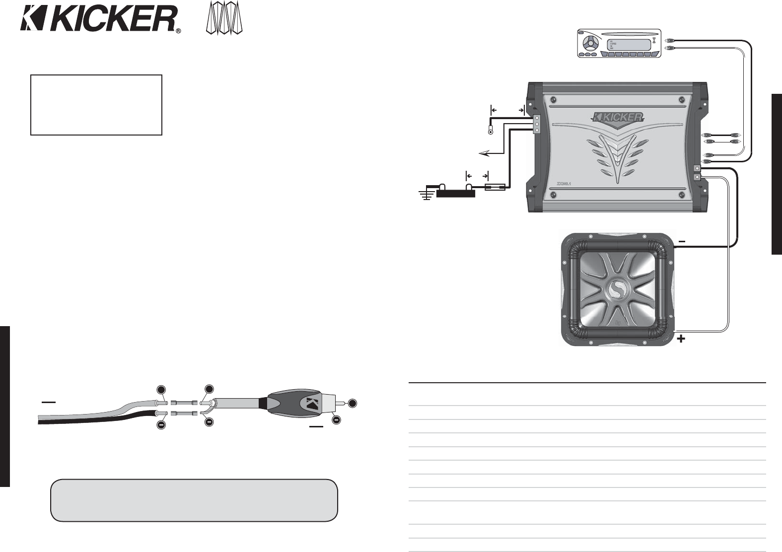 770284a1 acea 49dd a2d5 008464a26d2e bg2 page 2 of kicker speaker zx400 1 user guide manualsonline com Kicker Zx400.1 Manual at alyssarenee.co