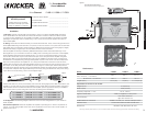 page of kicker speaker zx user guide manualsonline com kicker zx400 1 speaker user manual page 1 page 2