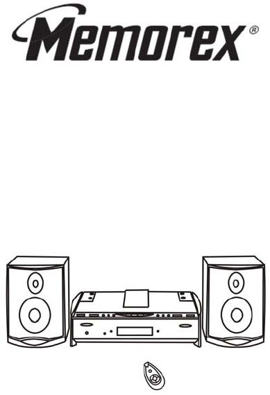 memorex cd player mx9790 user guide