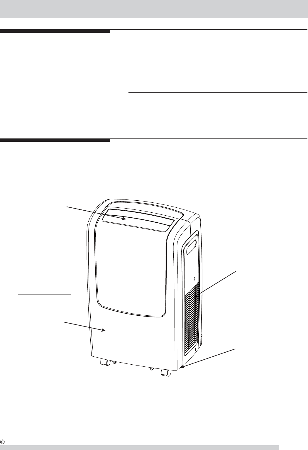 Page 3 of Frigidaire Air Conditioner 2020252A0373 User Guide