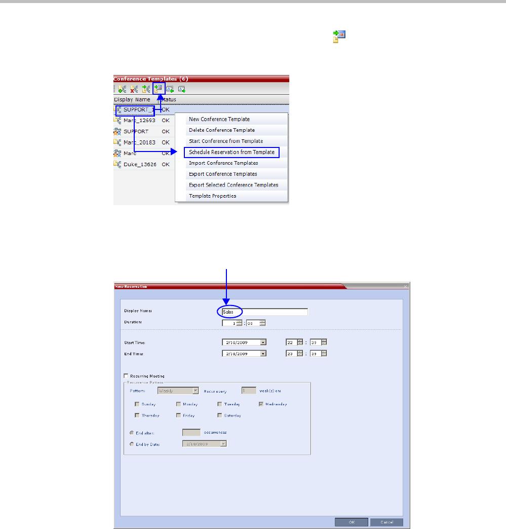 page 226 of polycom home theater server rmx 1800 user guide rh tv manualsonline com polycom rmx admin guide 8.5 polycom rmx 2000 admin guide