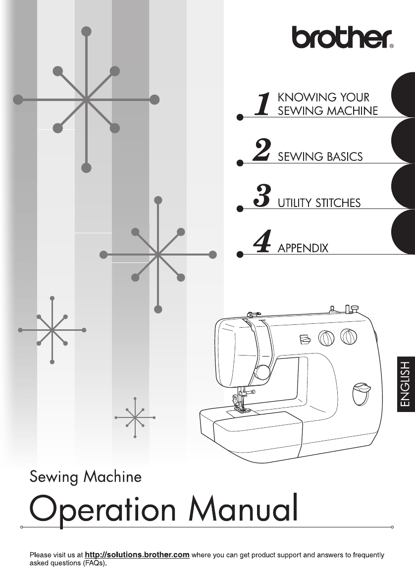 brother sewing machine 885 403 user guide manualsonline com rh homeappliance manualsonline com brother sewing machine operating instructions brother ls14 sewing machine user guide