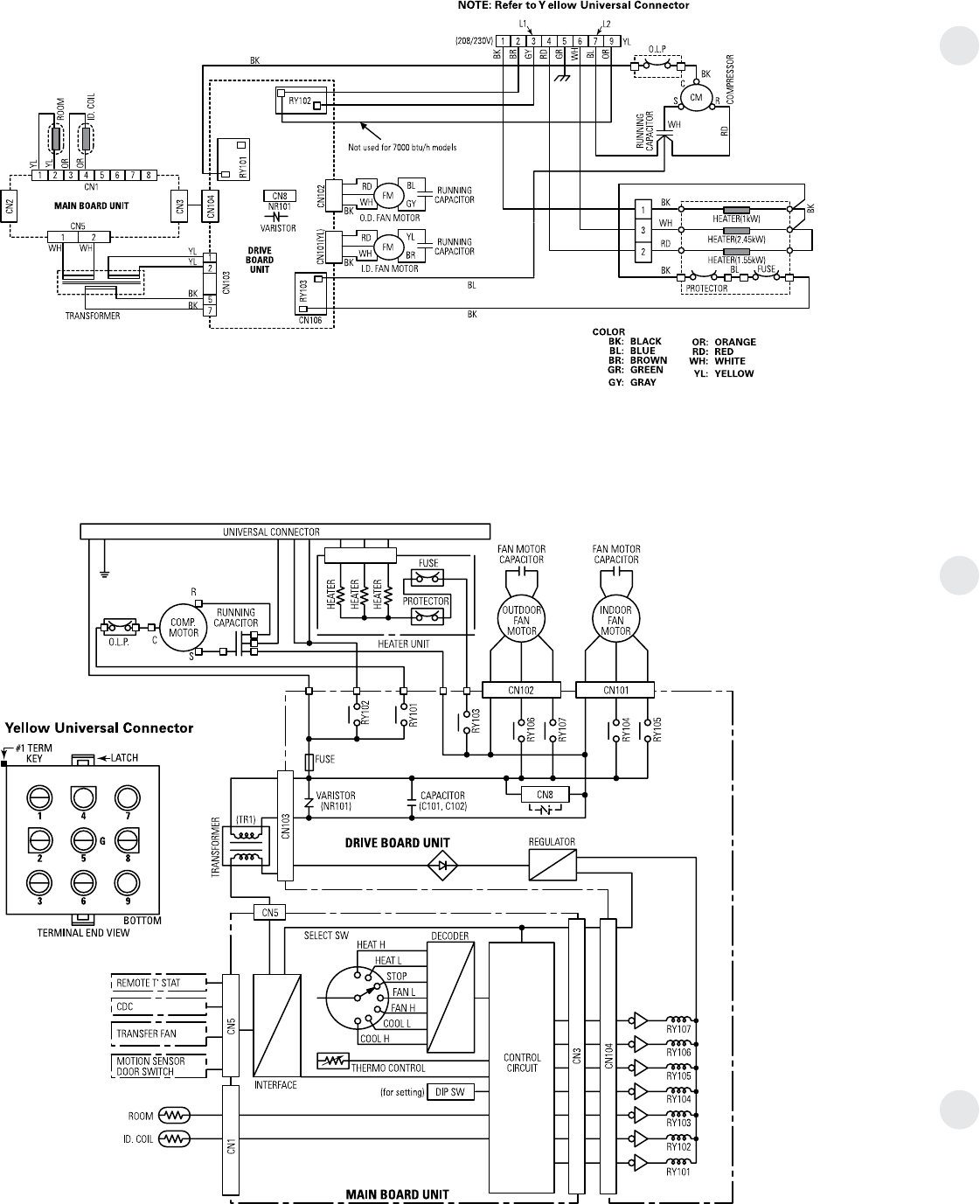 78909c28 266e 4c67 8658 5a18368a9129 bg30 page 48 of ge air conditioner 2800 user guide manualsonline com ge air conditioner wiring diagram at webbmarketing.co