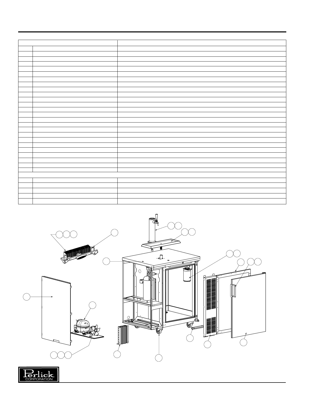 Page 10 Of Perlick Beverage Dispenser Ds32s User Guide Wiring Diagram 1