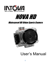 Digital Camera I-NOVA HD