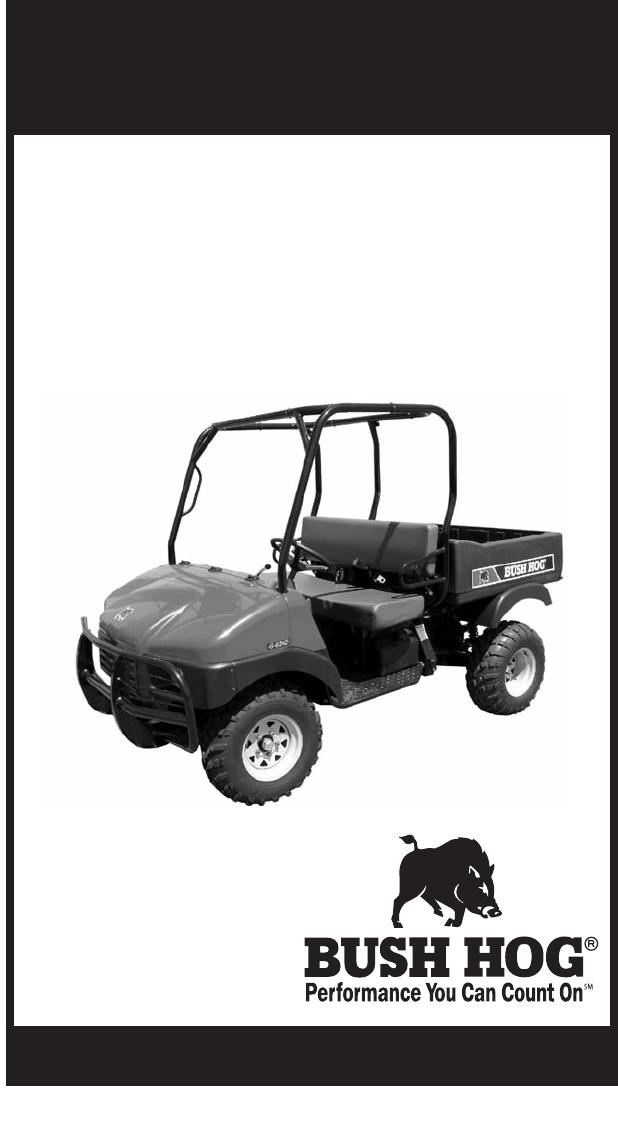 Bush Hog Automobile 4430 User Guide Manualsonline Com