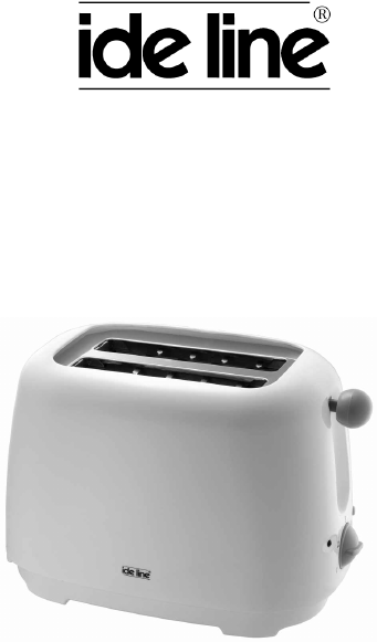 And light changing colour tefal toaster toast photo-electric cell