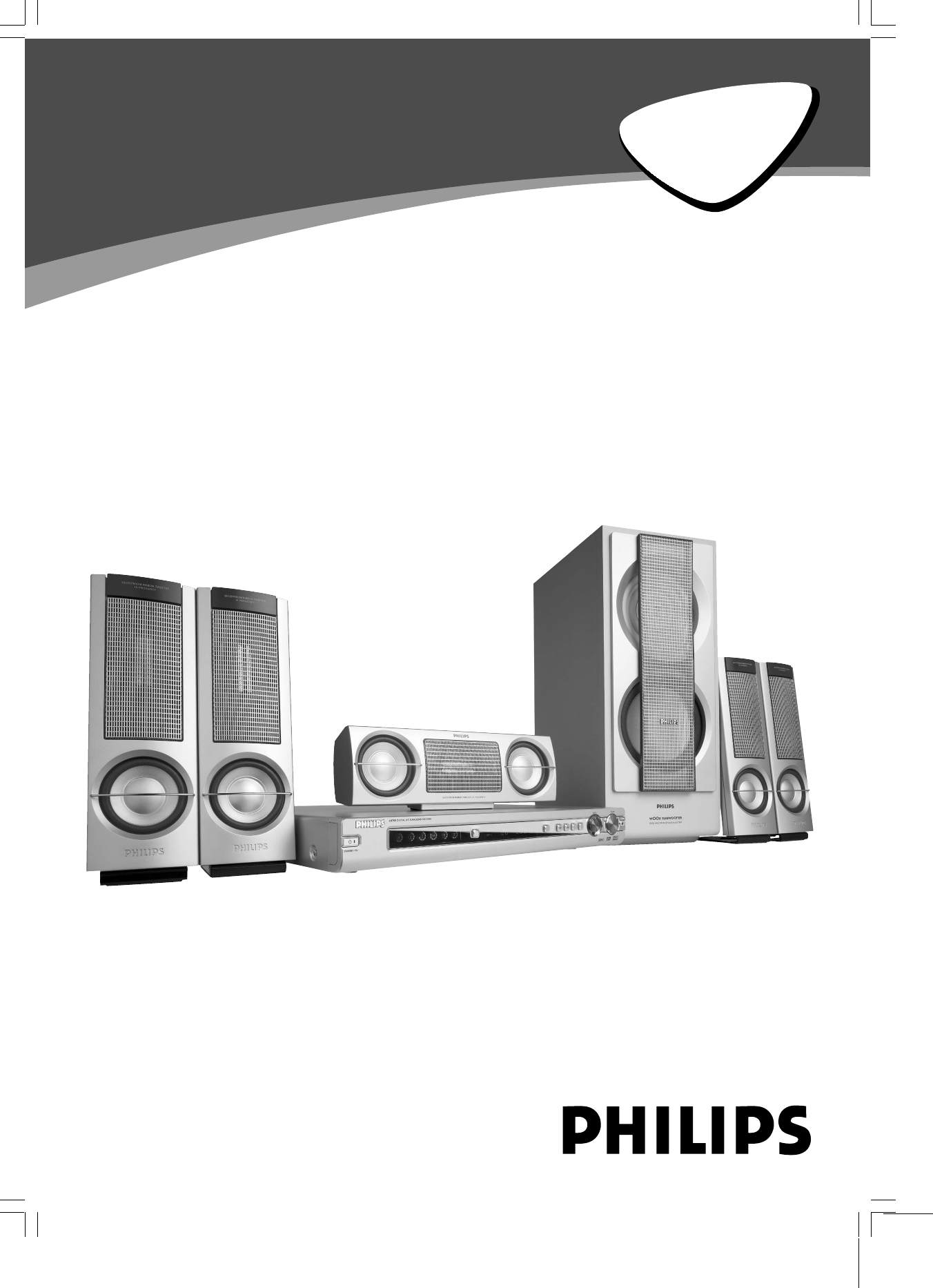 philips home theater system lx700 user guide manualsonline com rh audio manualsonline com manual home theater philips lx700 em portugues Philips Home Theater Receiver