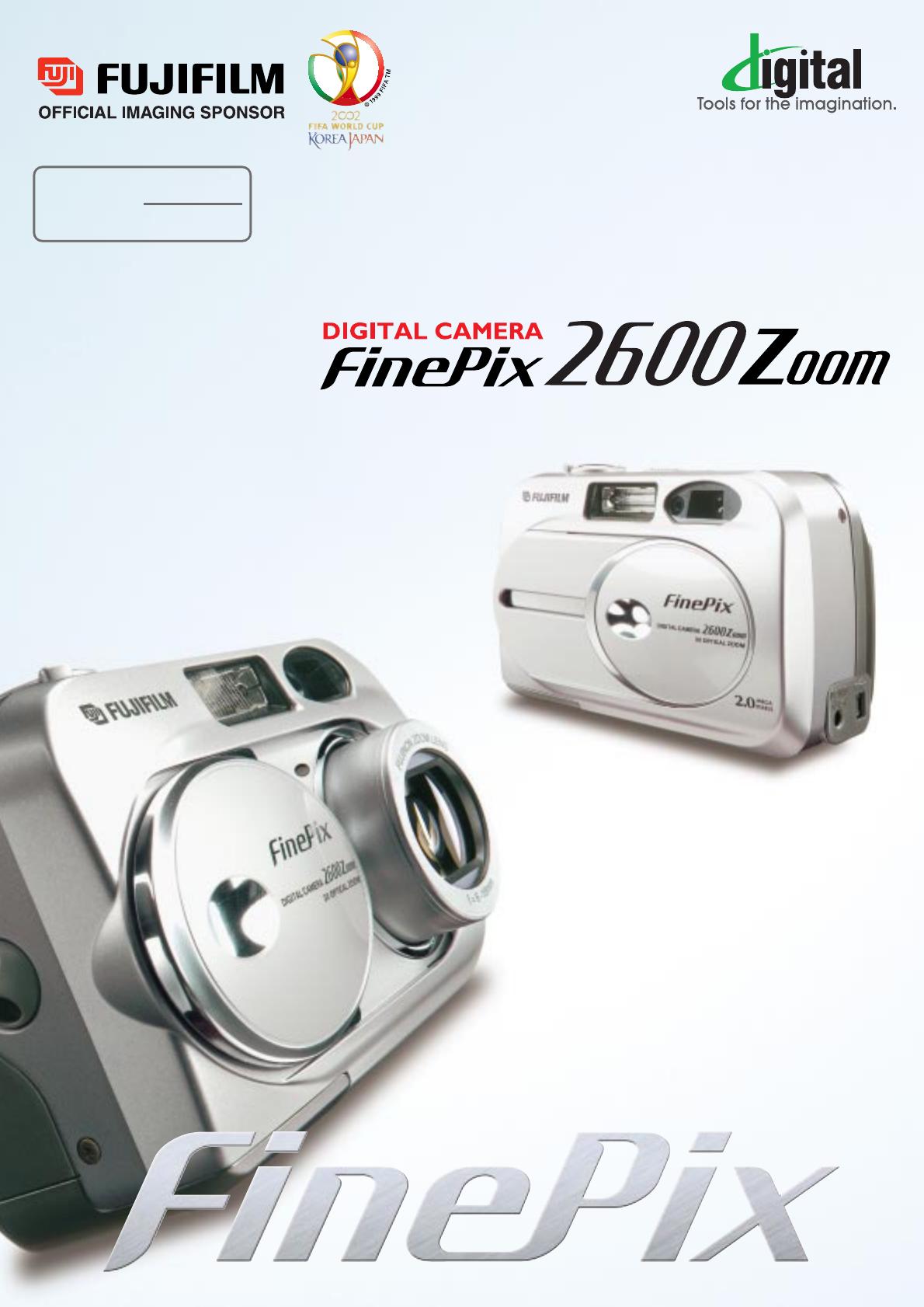 FujiFilm Digital Camera 2600 Zoom User Guide | ManualsOnline com