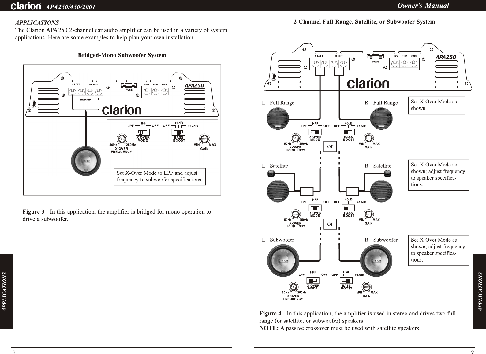 Wiring Diagram For Clarion Drb5475 Free Download Pin Rj11 To Rj45 Ajilbabcom Portal On Pinterest Page 2 Of Car Stereo System Apa250 User Guide Dxz645mp At