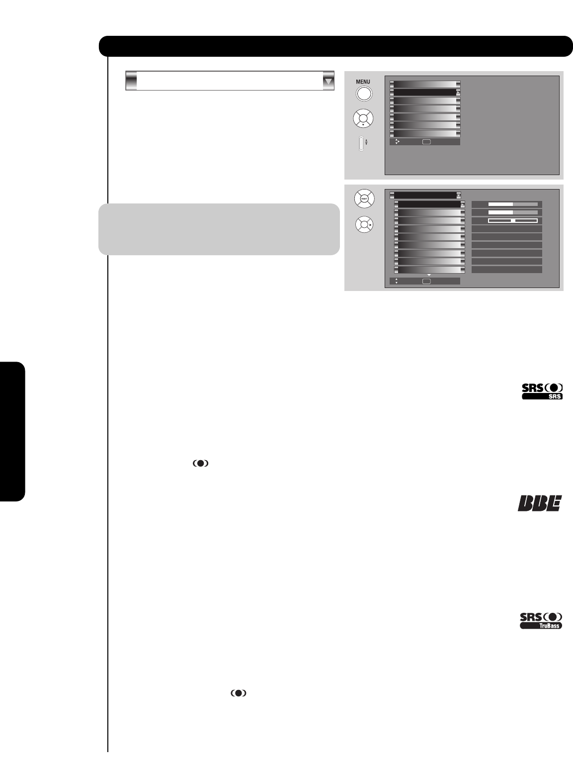page 44 of hitachi flat panel television 42hds52a user guide rh tv manualsonline com