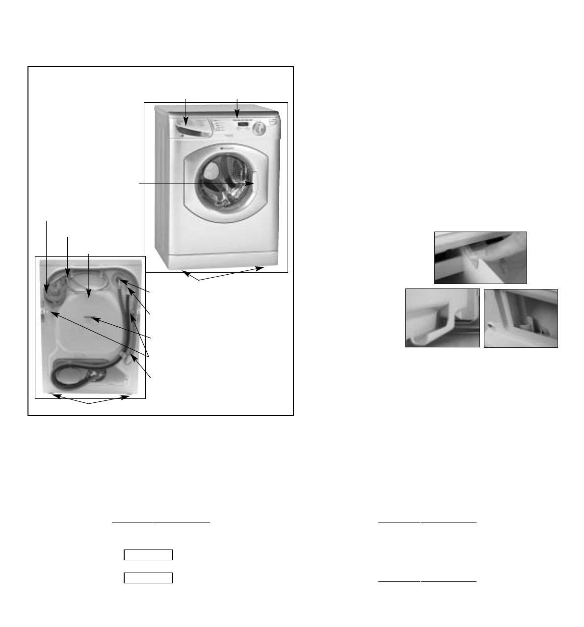 page 10 of hotpoint washer wf630 user guide manualsonline com rh laundry manualsonline com