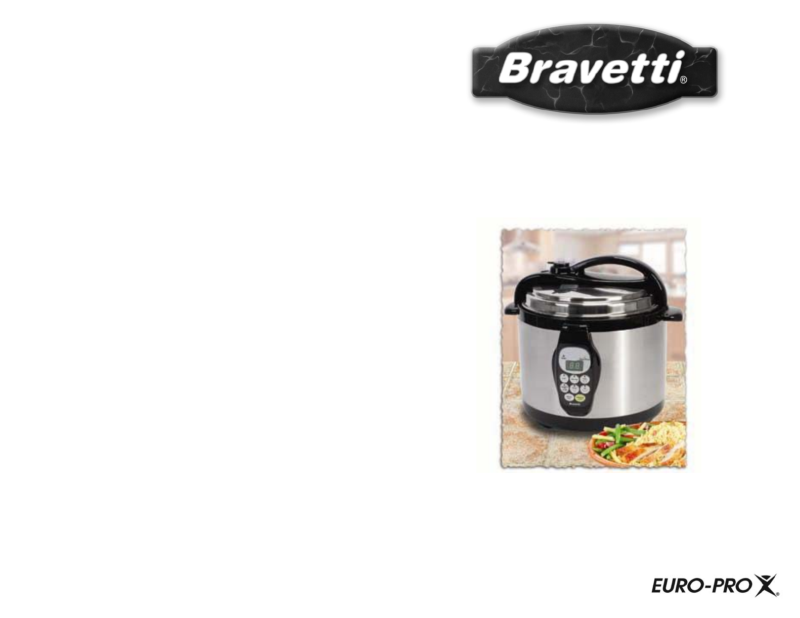 raco pressure cooker instruction manual