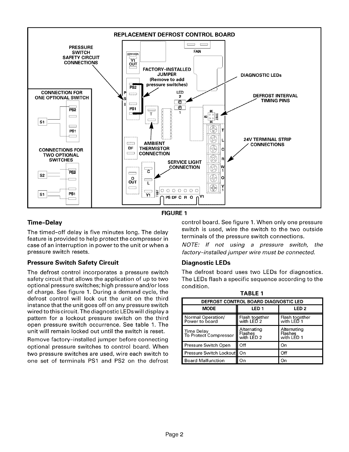 page 2 of lennox international inc heat pump 11k71 user guide rh homeappliance manualsonline com lennox mini split heat pump user manual lennox heat pump specifications