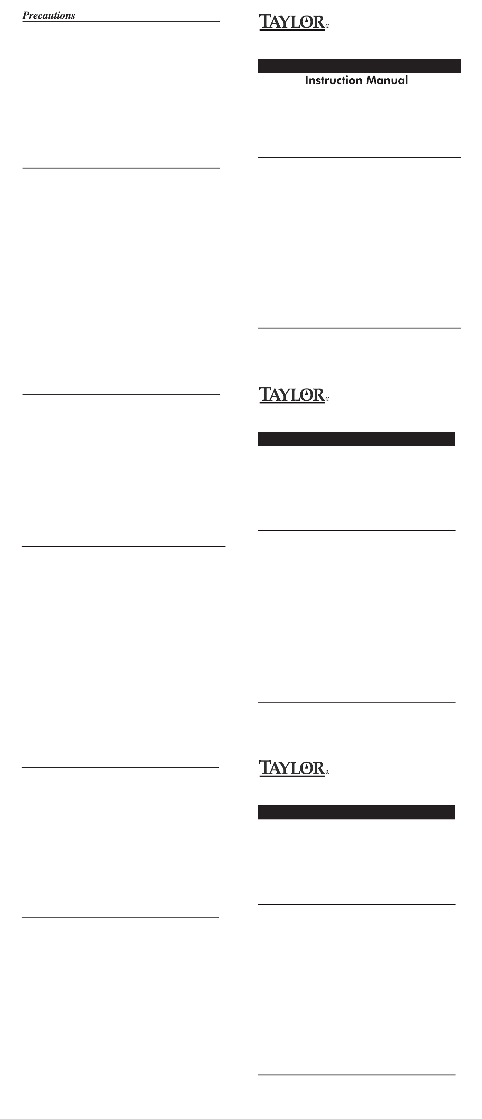 Taylor Model 60 Parts Schematic - Block And Schematic Diagrams •
