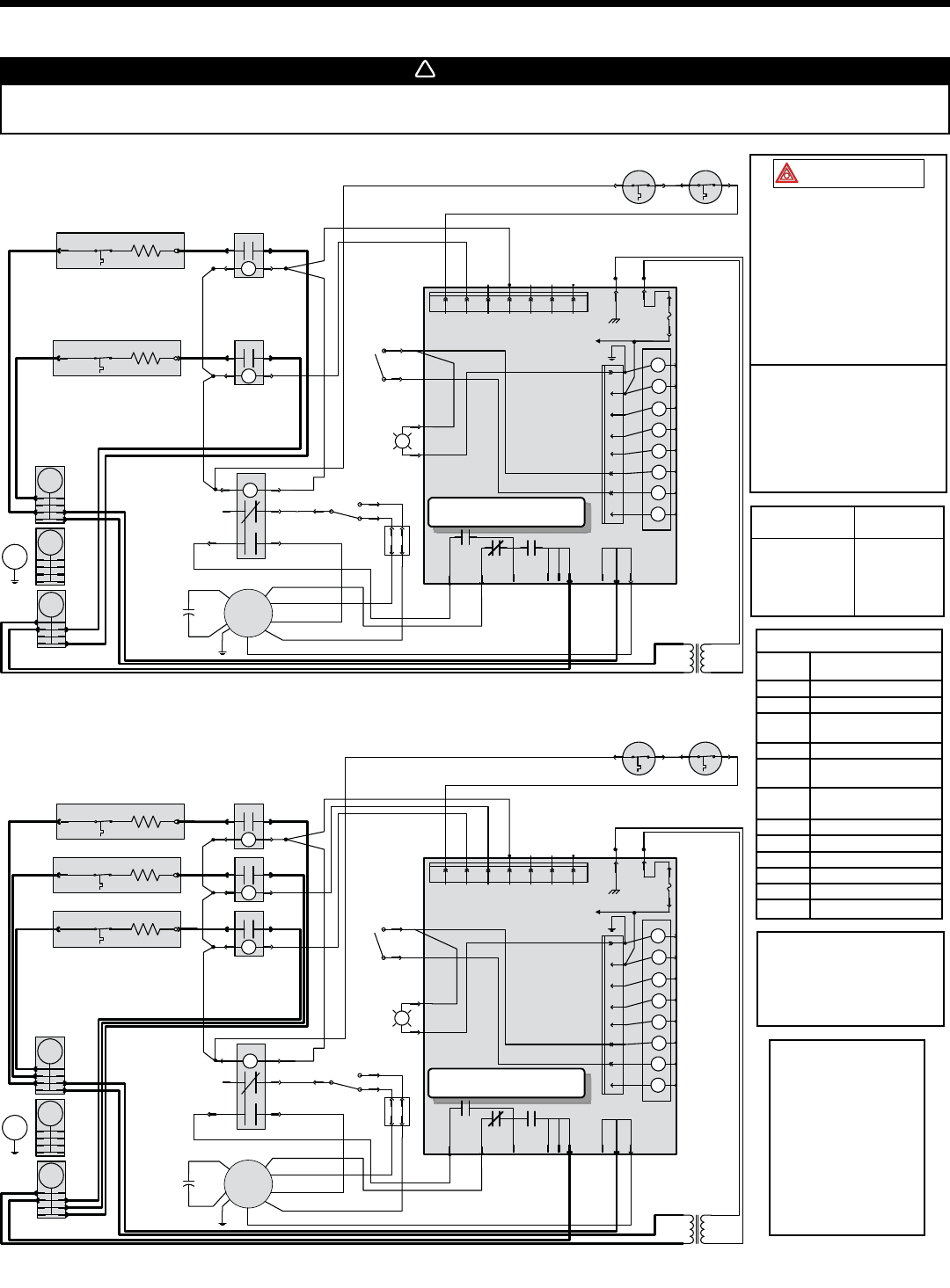 Broan Electric Furnace Wiring Diagram Trusted Diagrams Eb15d Coleman Evcon Page 7 Of D Series User Guide York