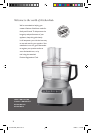 kitchenaid food processor kfp0711 user guide manualsonline com