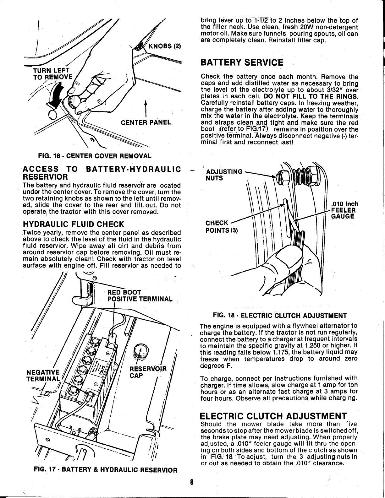 Clutch for user guide user manuals array page 8 of snapper lawn mower yt18h user guide manualsonline com rh lawnandgarden manualsonline fandeluxe Gallery