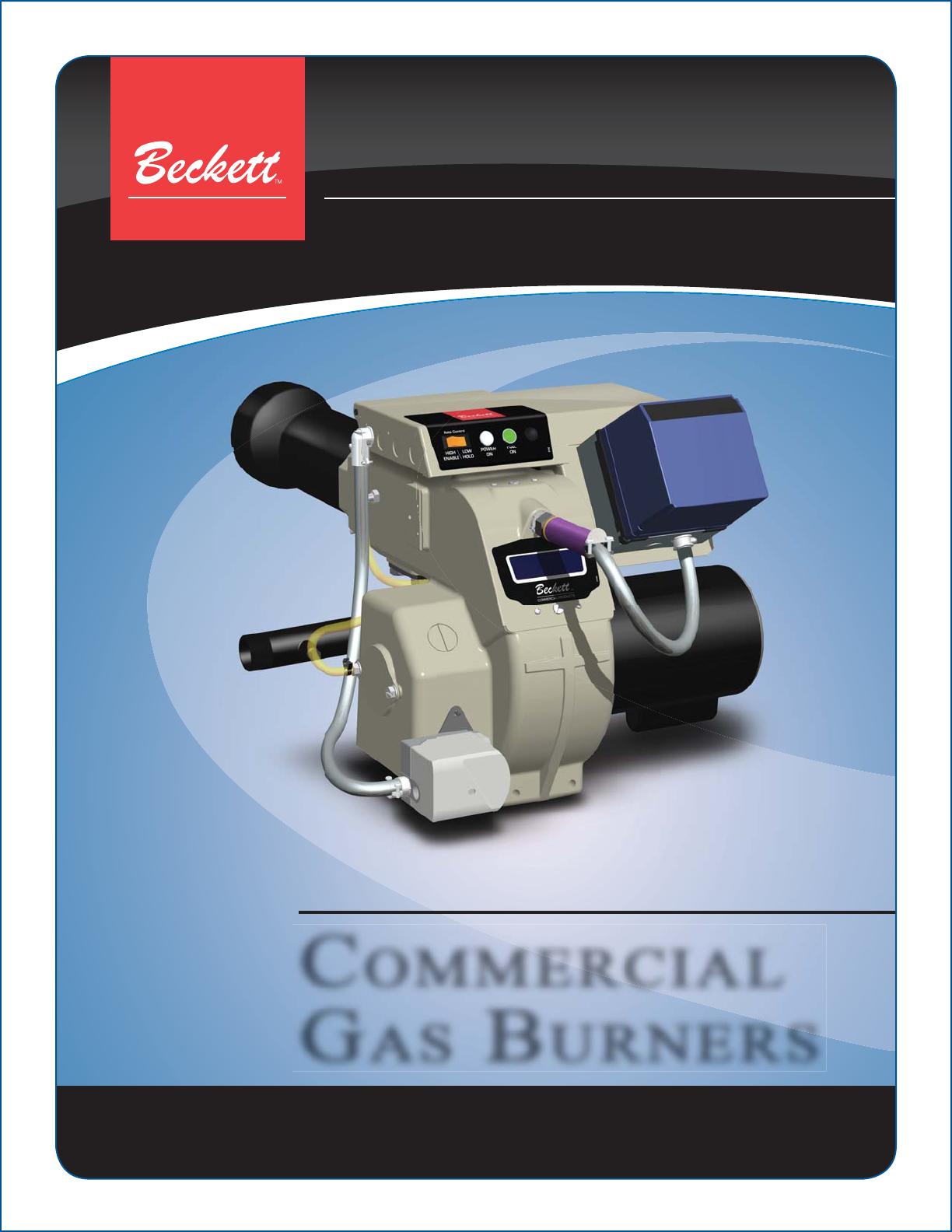 beckett burner cg10 a user guide manualsonline com rh homeappliance manualsonline com Beckett Oil Burner Parts Beckett Oil Burner Fuel Pump
