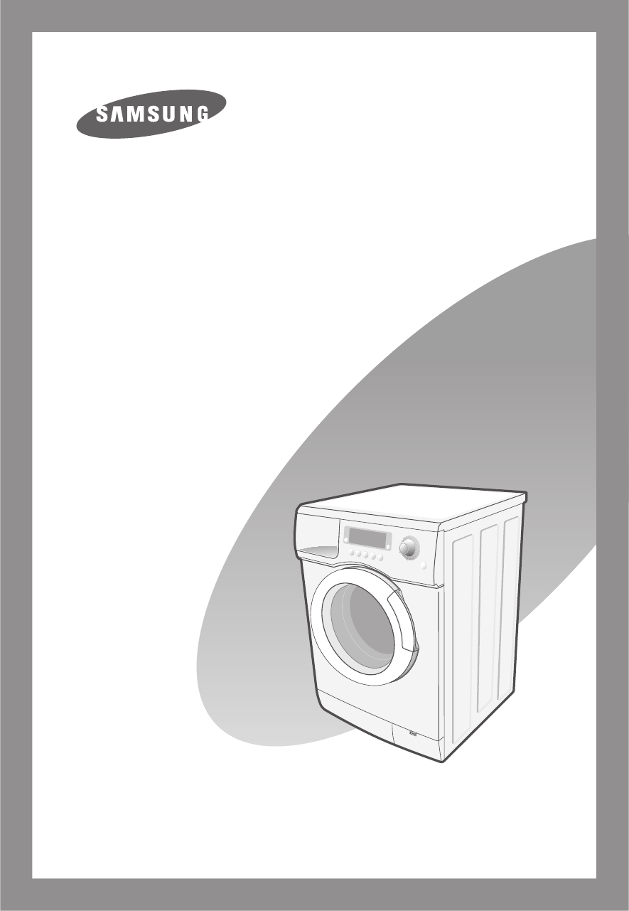 samsung washer dryer j1255as user guide manualsonline com rh laundry manualsonline com samsung washer water guide samsung washer installation guide