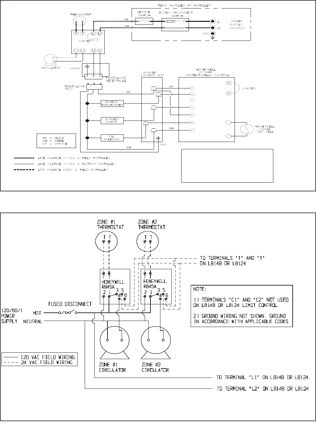 Page 21 of Crown Boiler Boiler TWZ200 User Guide ManualsOnlinecom