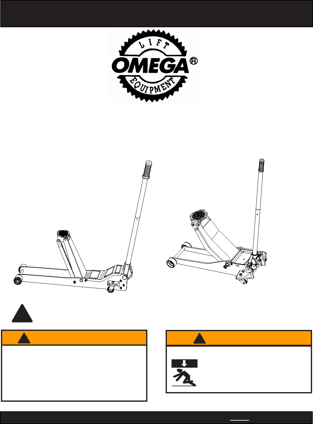 omega lift automobile parts 29023 user guide manualsonline com rh auto manualsonline com Omega Lift Lawsuit Car Lift Scisdors at Walmart