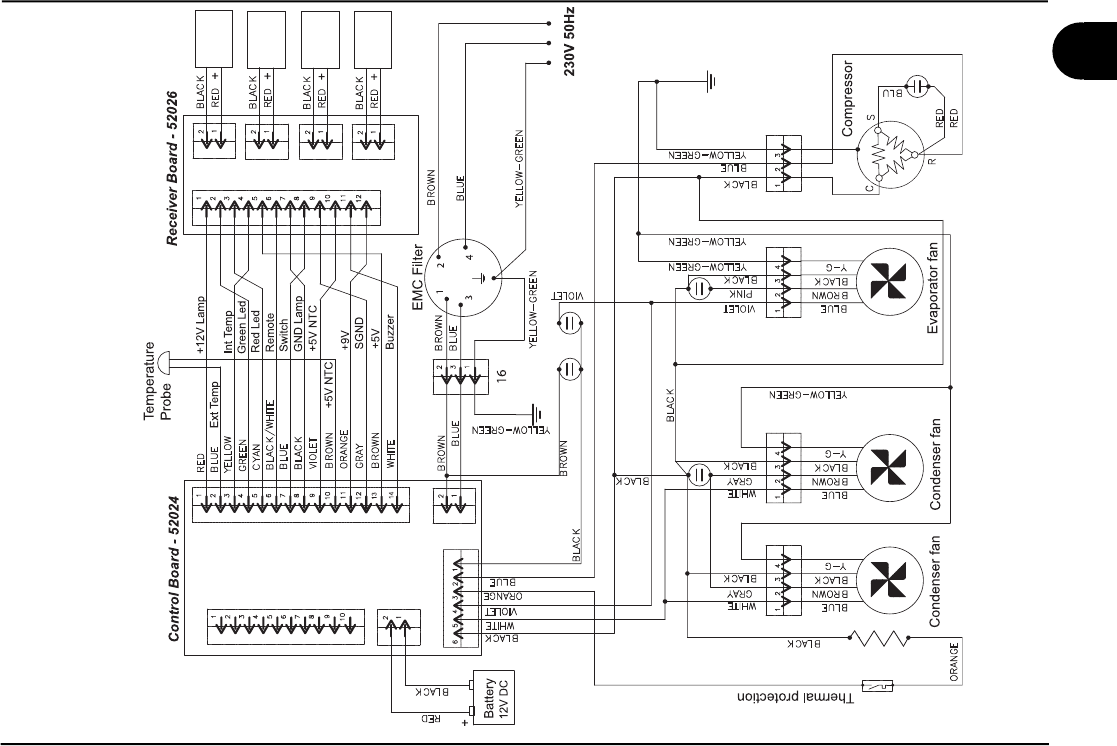 dometic ac wiring diagram dometic image wiring diagram page 22 of dometic air conditioner b1600 user guide on dometic ac wiring diagram