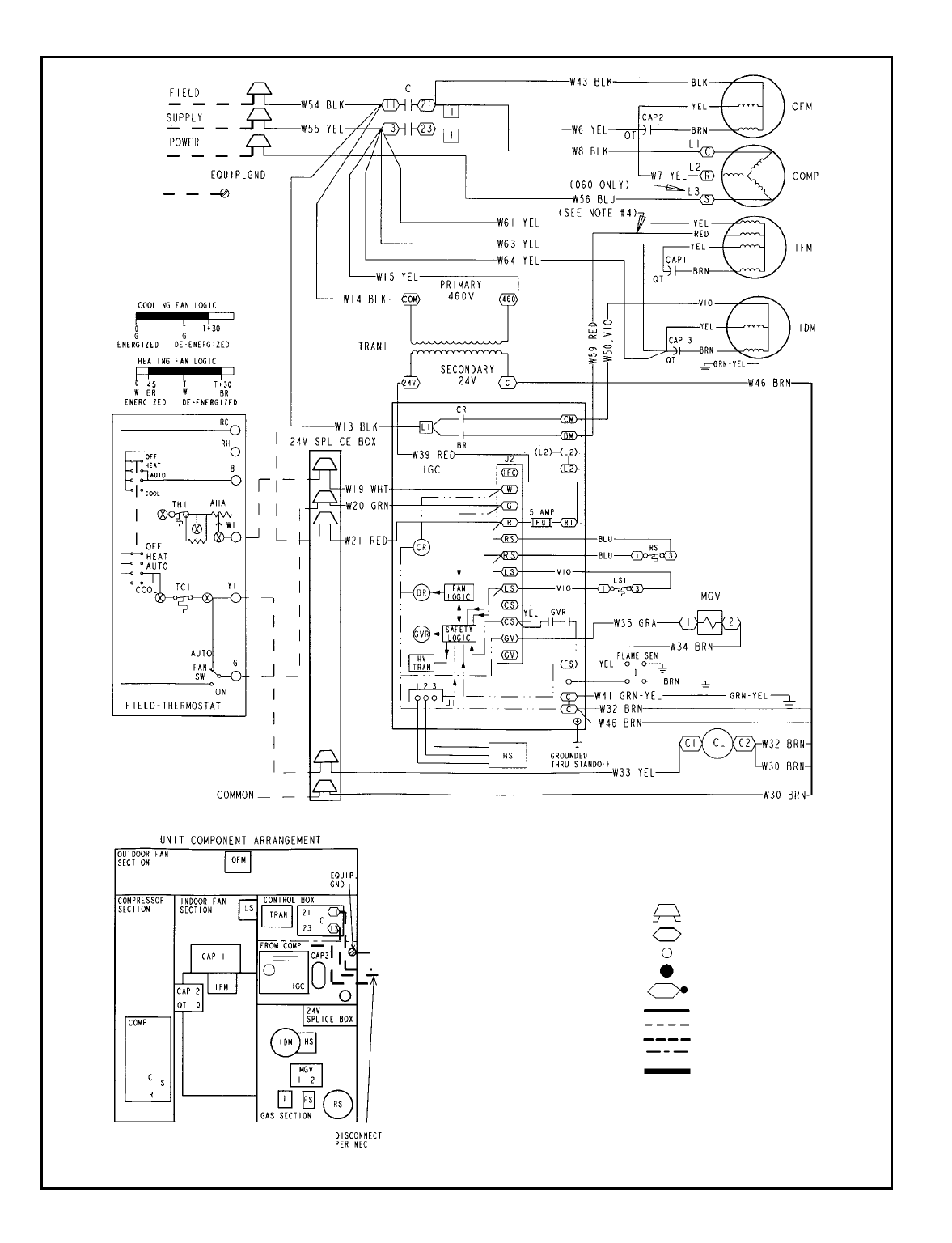 page 20 of bryant heating system 582a user guide