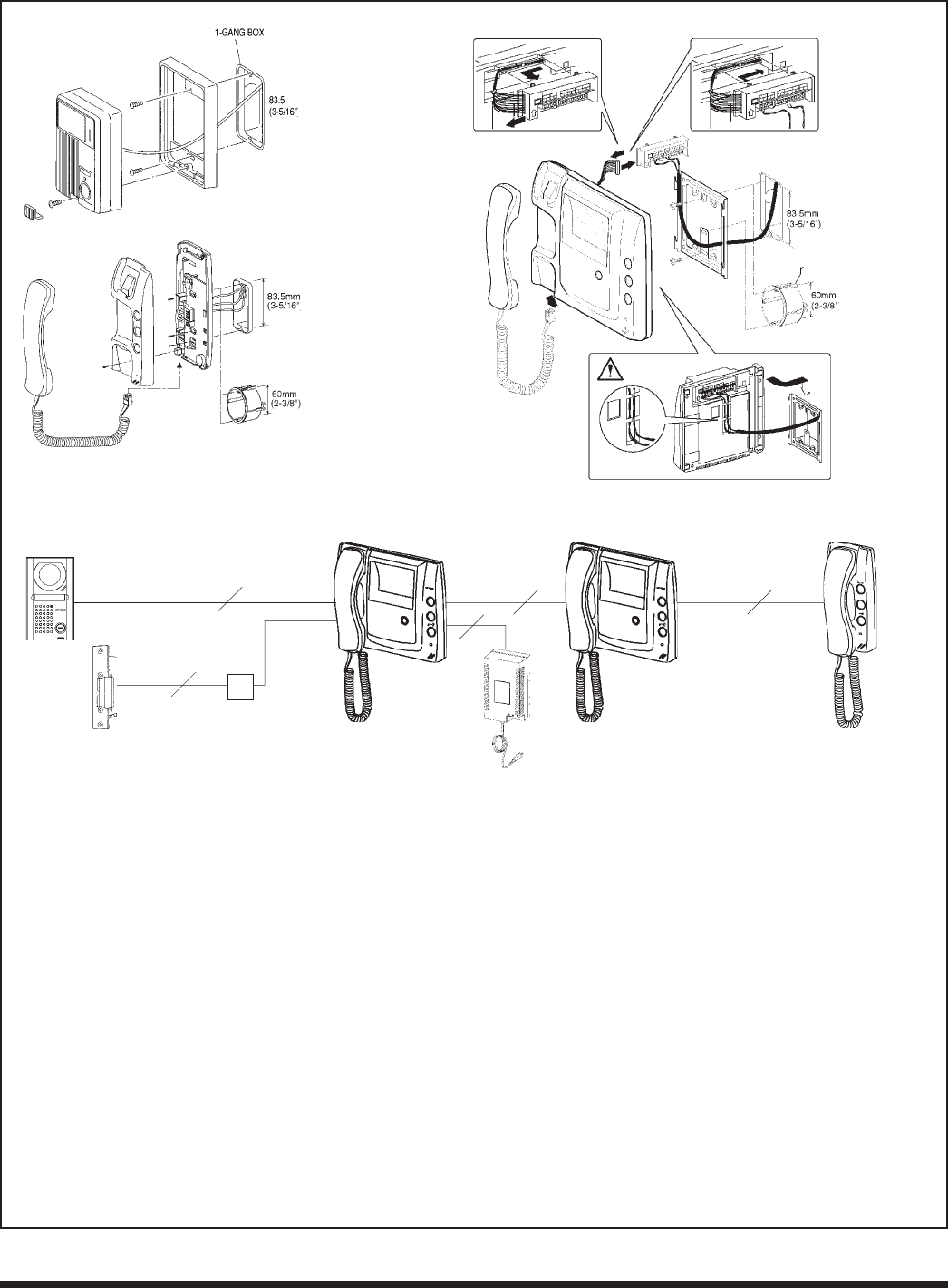 page 2 of aiphone home security system mks 1gd user guide rh homeappliance manualsonline com