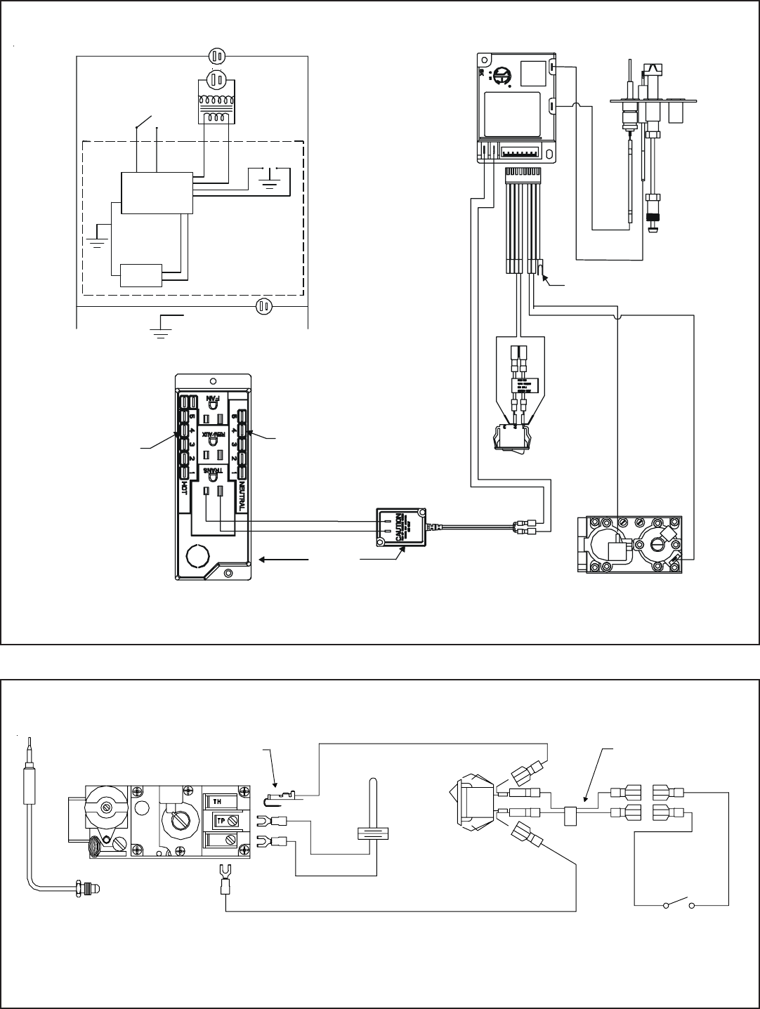 Exelent Thermopile Wiring Diagrams Gallery - Electrical System Block ...