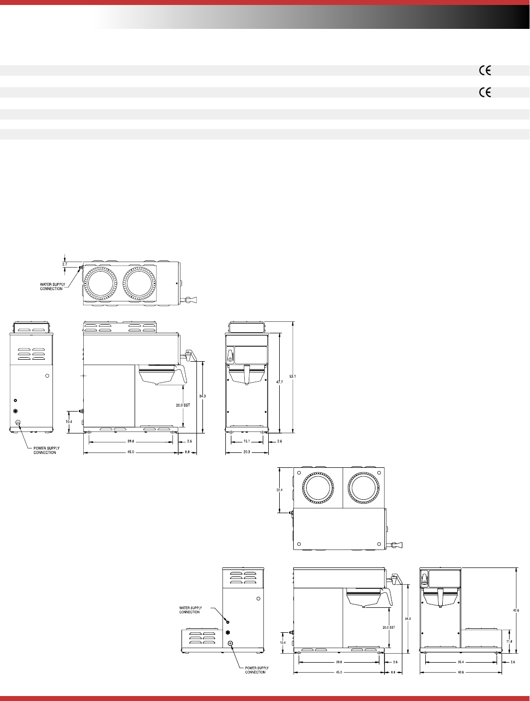 Page 2 Of Bunn Coffeemaker Axiom 3l User Guide Manualsonlinecom Coffee Maker Wiring Diagram Manual