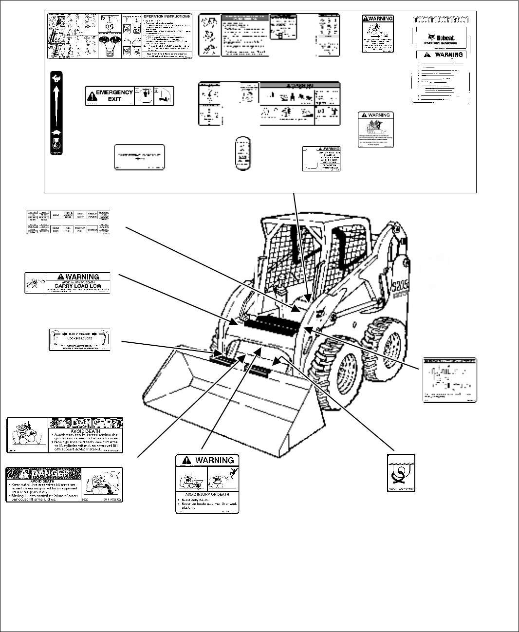 ignition fuse location bobcat 743 motorcycle schematic bobcat fuse diagram 723 forklift bobcat home wiring diagrams
