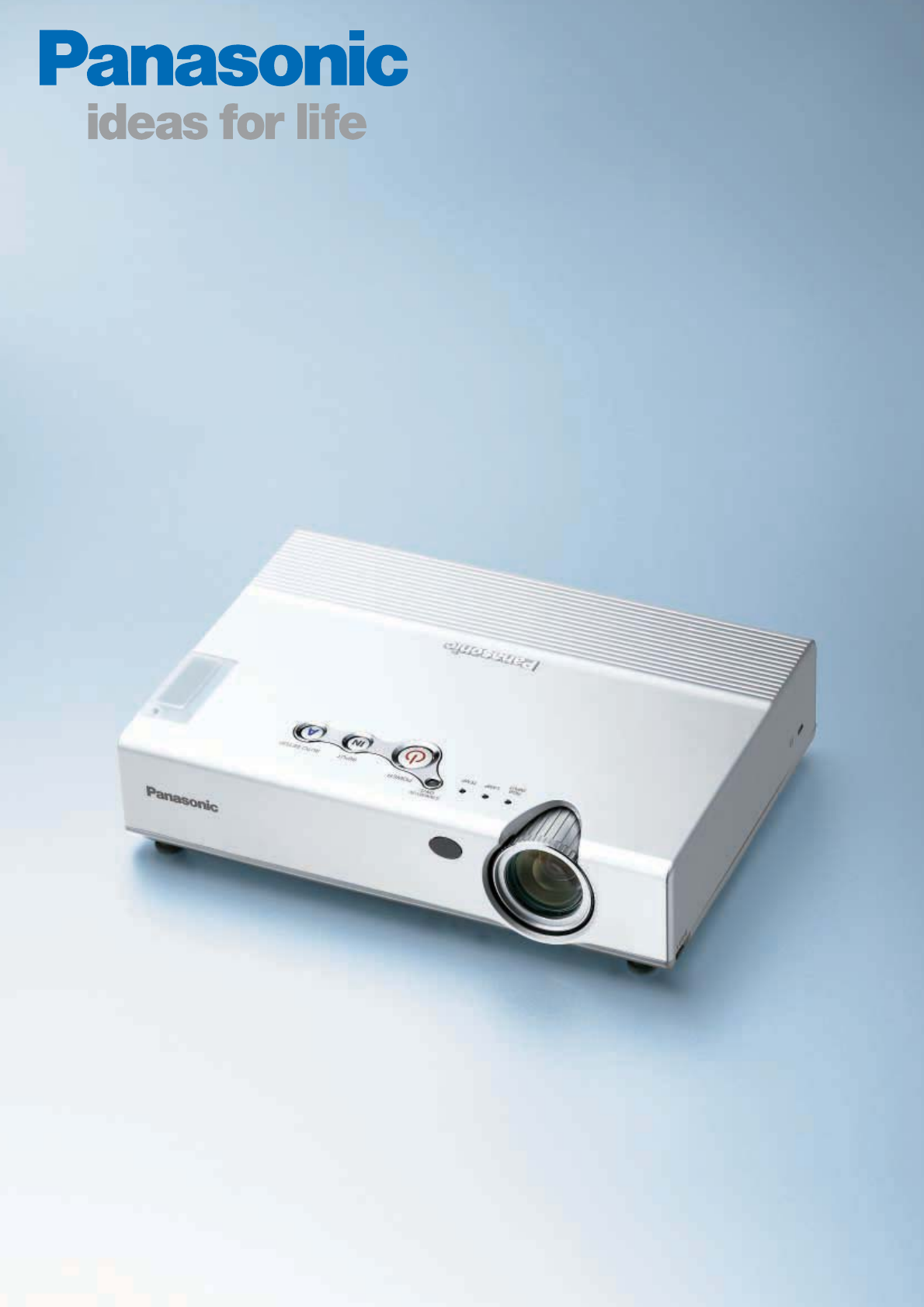 Panasonic projector pt lb10se user guide for Wireless micro projector