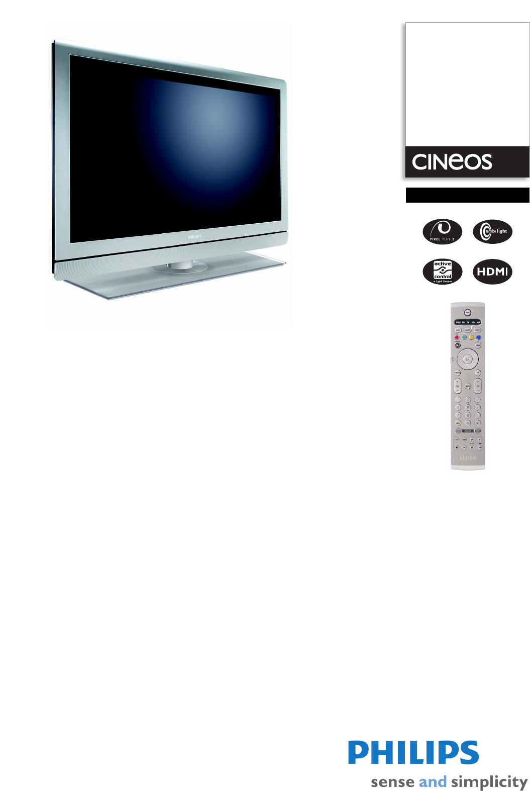philips flat panel television 50pf9630 user guide manualsonline com rh tv manualsonline com philips cineos notice philips cineos notice
