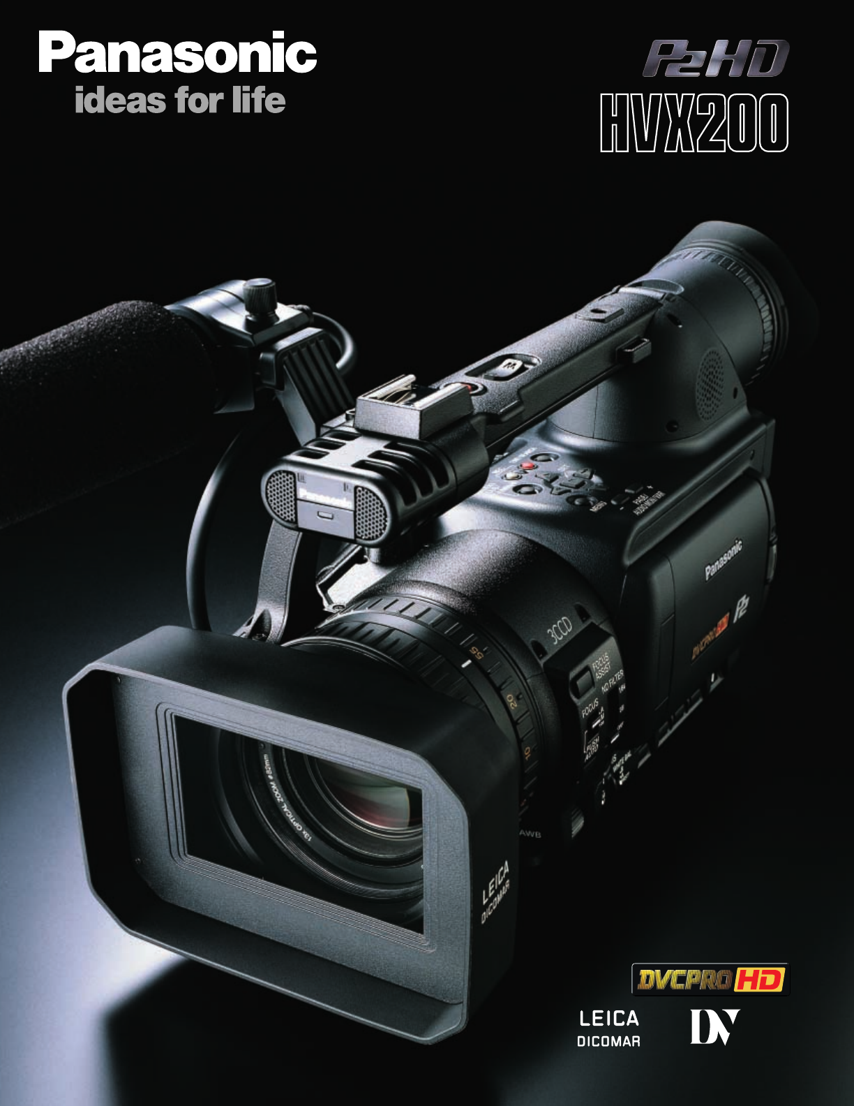 panasonic camcorder ag hvx200 user guide manualsonline com rh camera manualsonline com sony camcorder user guide Online User Guide