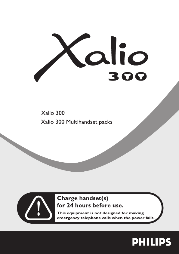 Инструкция philips xalio 300 philips