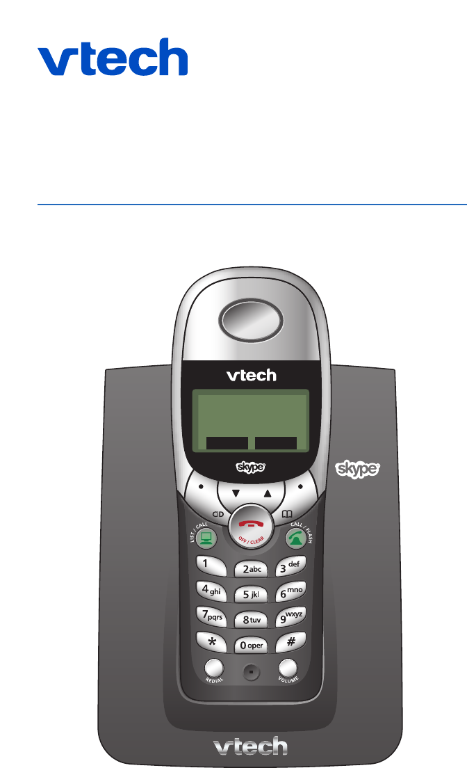 vtech phone how to delete voicemail