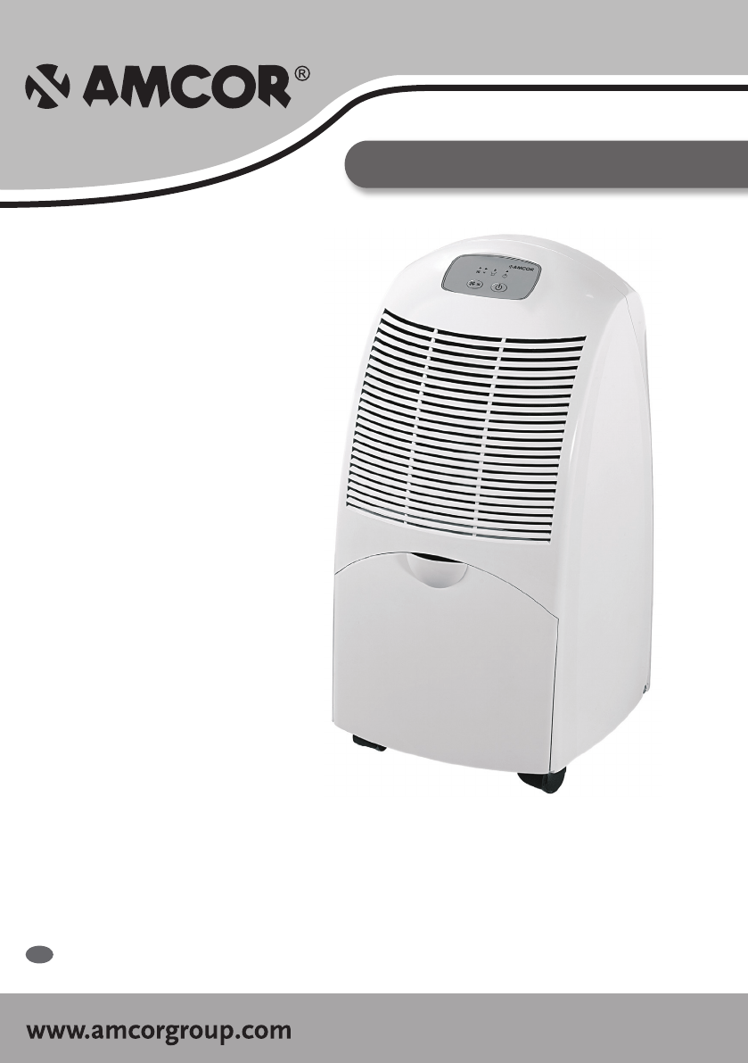 amcor dehumidifier ad 140 user guide manualsonline com rh office manualsonline com Old Amcor Air Purifier Amcor Portable Air Conditioner