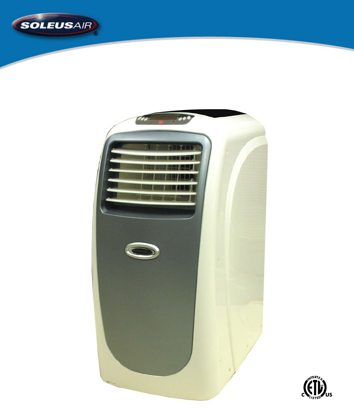 Soleus Air Air Conditioner PE2 07R 62 User Guide ManualsOnline.com #0770B1