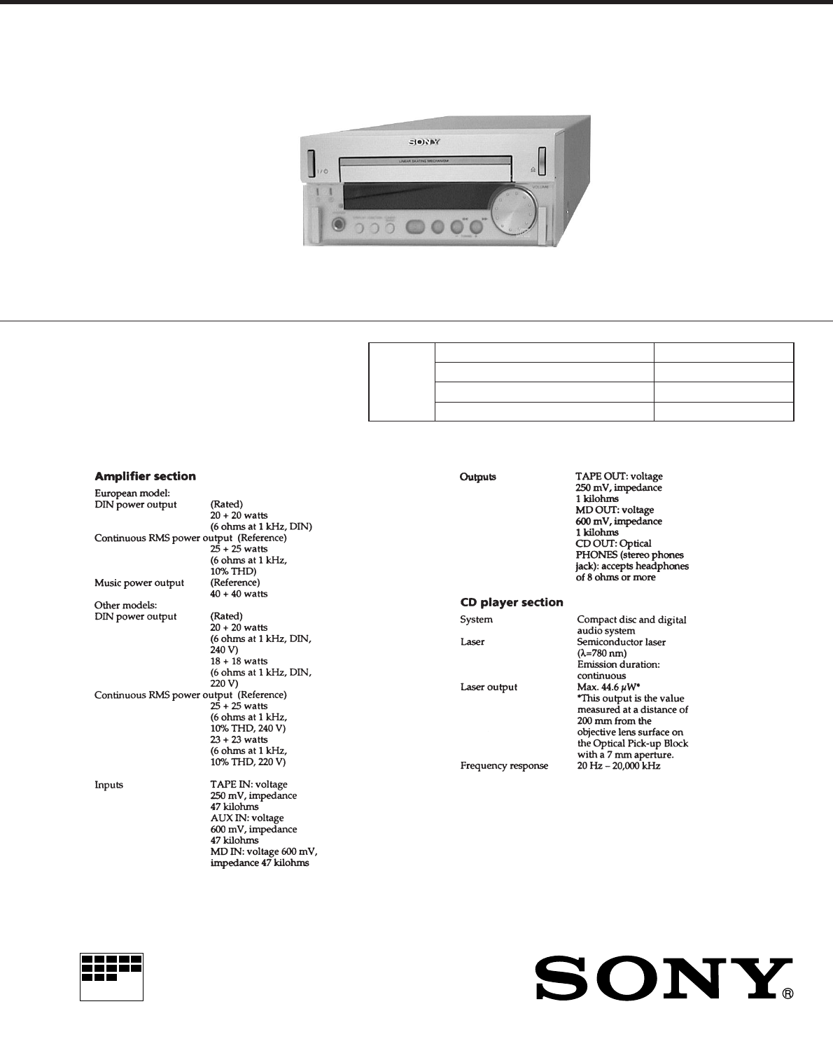 Cheap sony car audio user manuals array sony car stereo system hcd sd1 user guide manualsonline com rh caraudio manualsonline com fandeluxe Images