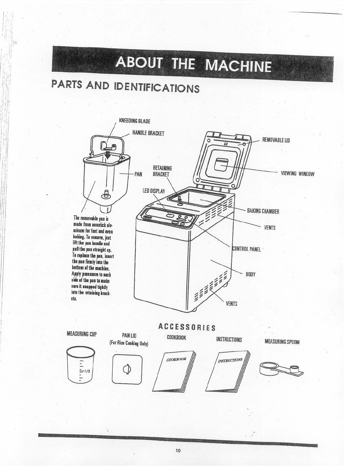page 12 of aroma bread maker abm 220 user guide manualsonline com rh kitchen manualsonline com Bowl of Soup Clip Art Coffee Aroma