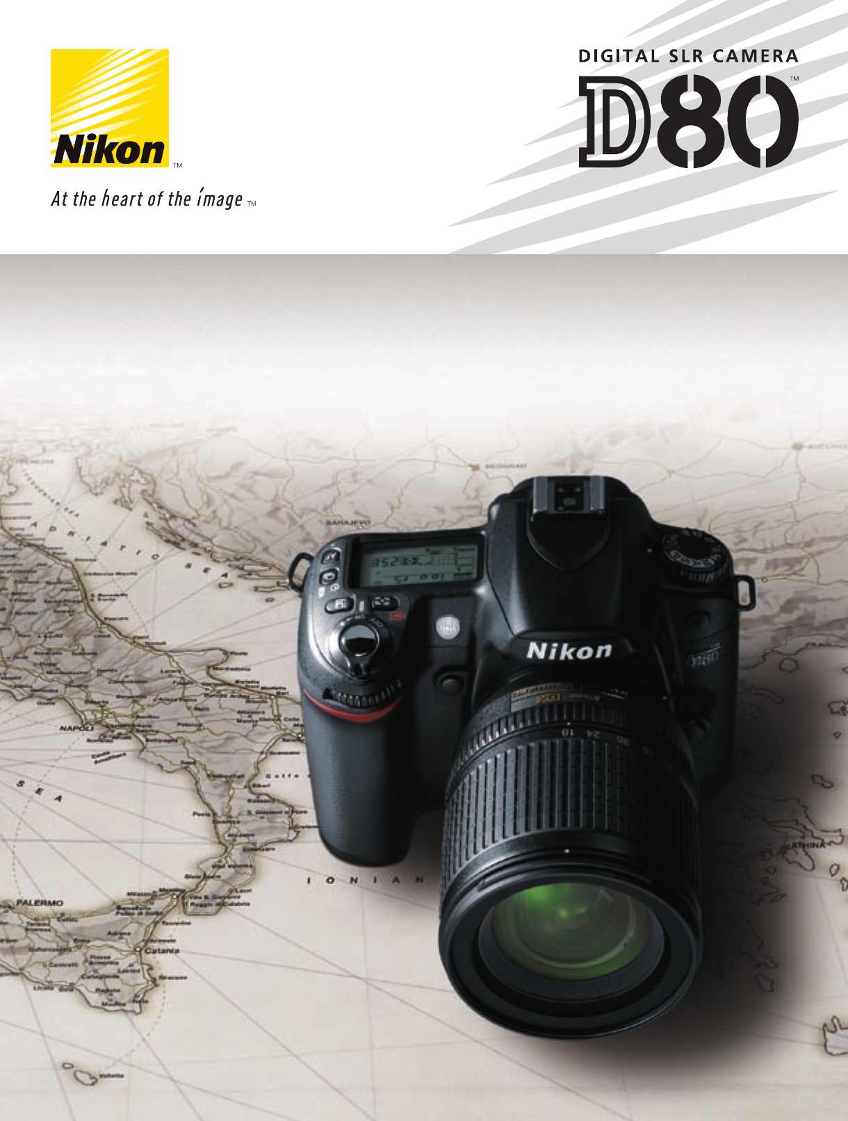 nikon digital camera d80 user guide manualsonline com rh camera manualsonline com nikon d80 manual mode nikon d80 manual printable