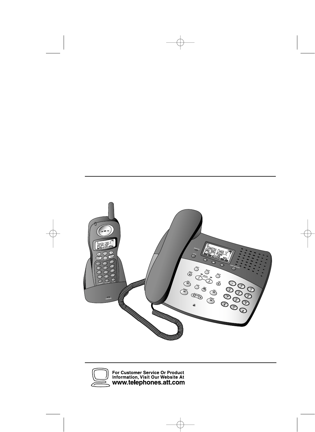 at t answering machine 2462 user guide manualsonline com rh phone manualsonline com at&t phone model 2462 manual at&t phone 2462 manual