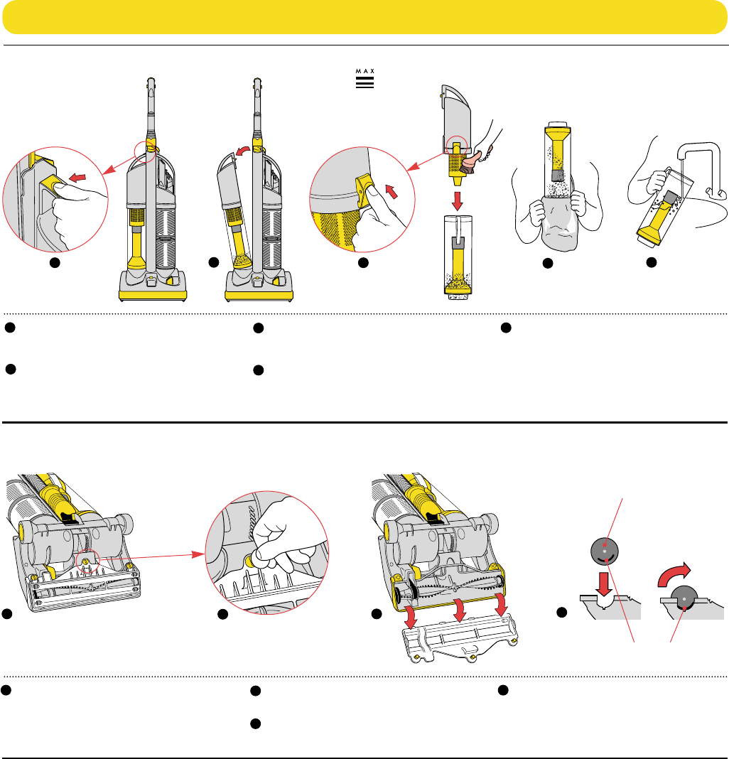 page 4 of dyson vacuum cleaner dc03 user guide manualsonline com rh homeappliance manualsonline com dyson dc07 repair manual dyson dc03 repair manual