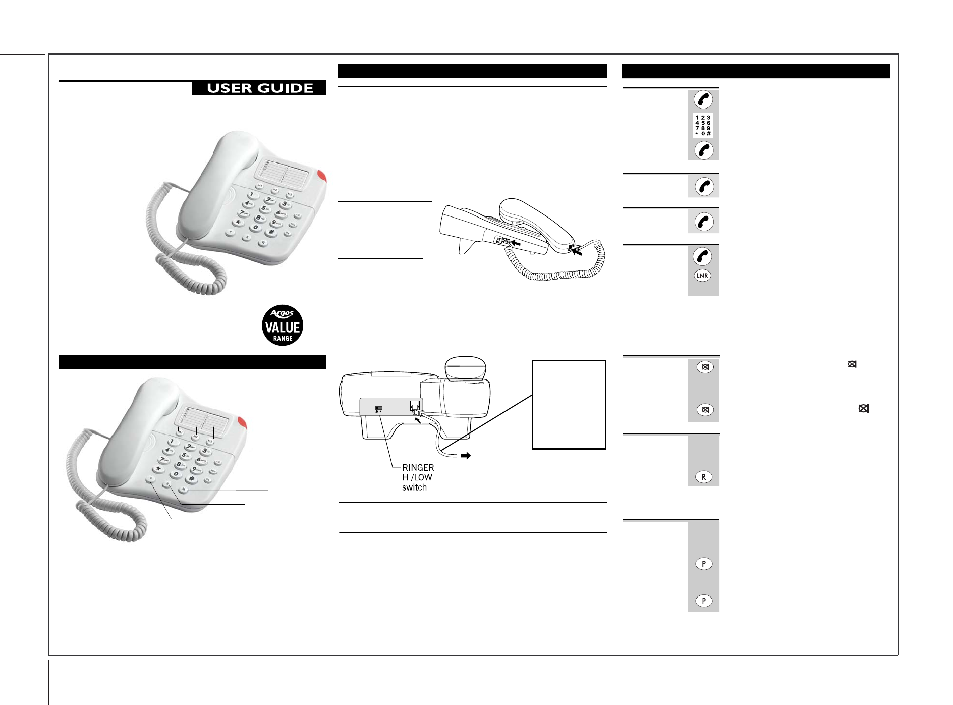 Argos Telephone Extension Wiring Diagram Rj11 Adsl And Phone Spirit 110 User Guide Manualsonline Com Dsl